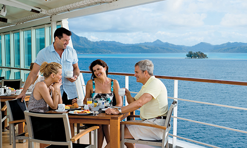 Luxury Cruise Travelers Mailing Lists