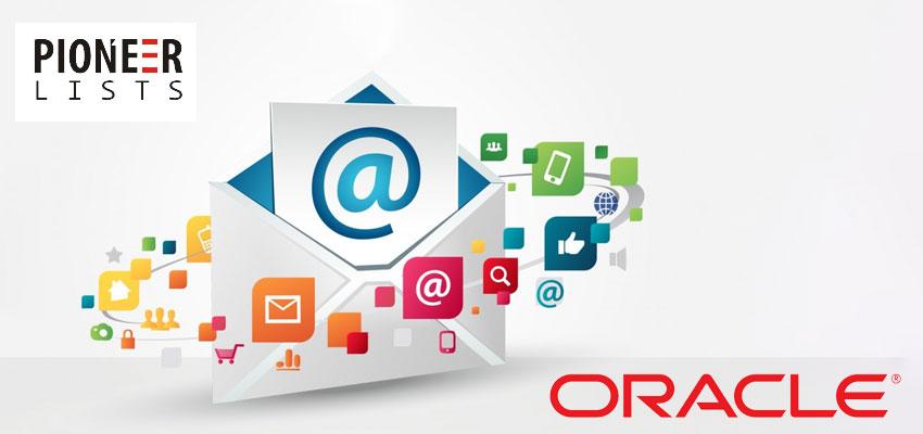 Oracle Users List